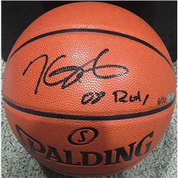 "Kevin Durant Signed LE NBA Basketball Inscribed ""08 ROY"" (Panini COA)"