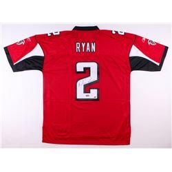 Matt Ryan Signed Falcons Jersey (Radtke COA  Ryan Hologram)