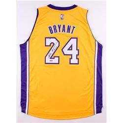 Kobe Bryant Signed Lakers Adidas Authentic Swingman Jersey (Panini COA)