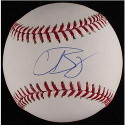 Curt Schilling Signed OML Baseball (Steiner Hologram)