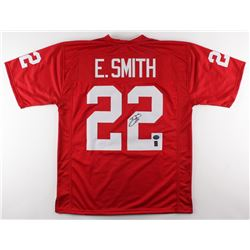 Emmitt Smith Signed Cardinals Jersey (PROVA Hologram,  Smith Hologram)
