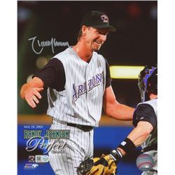 Randy Johnson Signed Diamondbacks 8x10 Photo (MLB Hologram)