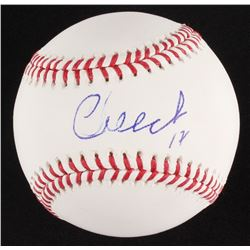 Cheech Marin Signed OML Baseball (PSA COA)