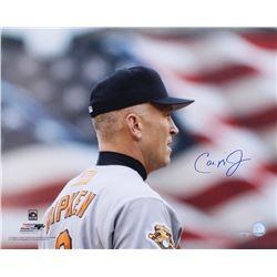 Cal Ripken Jr. Signed Orioles 16x20 Photo (Ironclad Hologram)