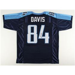 Corey Davis Signed  Titans Jersey (JSA COA)