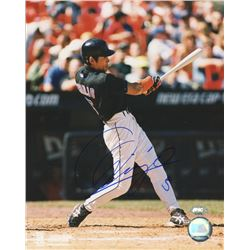 Tsuyoshi Shinjo Signed Giants 8x10 Photo (FSC COA)