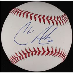 Chris Archer Signed OML Baseball (MLB Hologram)