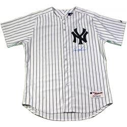 Hideki Matsui Signed Yankees Jersey (Steiner COA)