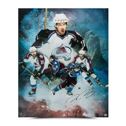 Peter Forsberg Signed Avalanche LE 20x24 Photo (UDA COA)