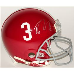 Trent Richardson Signed Alabama Crimson Tide Full-Size Authentic Pro-Line Helmet (Radkte COA)