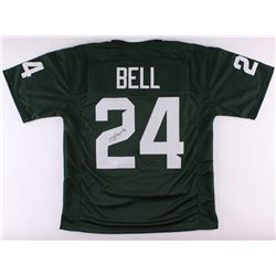 Le'Veon Bell Signed Michigan State Spartans Jersey (JSA COA)