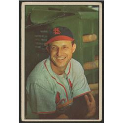 1953 Bowman Color #32 Stan Musial