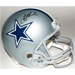 Troy Aikman Signed Cowboys Full-Size Helmet (Radtke  Aikman Hologram)
