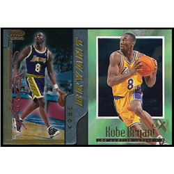 Lot of (2) Kobe Bryant Rookie Cards with 1996-97 Bowman's Best Picks #BP10  1996-97 E-X2000 #30 RC