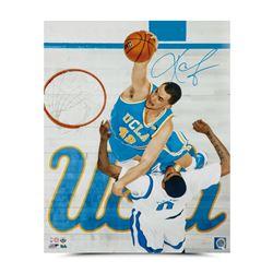 "Kevin Love Signed UCLA Bruins ""Throwdown"" 16x20 Photo (UDA COA)"