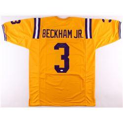 Odell Beckham Jr. Signed Louisiana State Tigers Jersey (JSA COA)