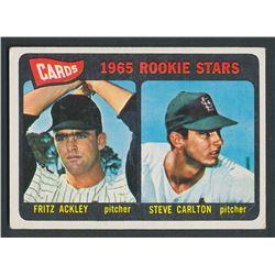 1965 Topps #477 Rookie Stars Steve Carlton RC