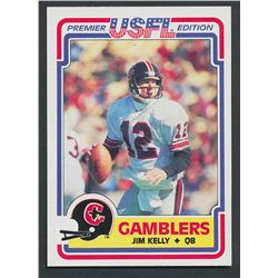 1984 Topps USFL #36 Jim Kelly RC