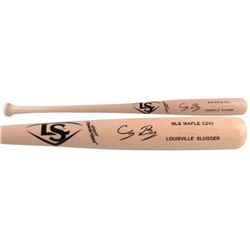 Cody Bellinger Signed Louisville Slugger Player Model C243 Baseball Bat (Fanatics Hologram  MLB Holo