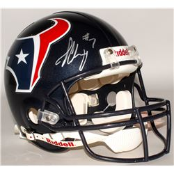 Jadeveon Clowney Signed Texans Full-Size Authentic On-Field Helmet (Steiner COA)