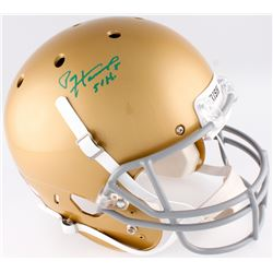 "Paul Hornung Signed Notre Dame Fighting Irish Full-Size Helmet ""56 H."" (JSA COA)"