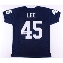 Sean Lee Signed Penn State Nittany Lions Jersey (JSA COA)