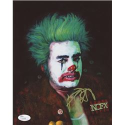 Fat Mike Signed 8x10 Photo (JSA COA)