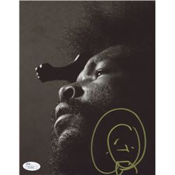 Questlove Signed 8x10 Photo (JSA COA)