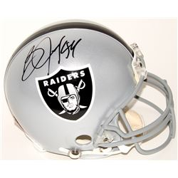 Bo Jackson Signed Raiders Full-Size Authentic On-Field Helmet (Jackson Hologram)