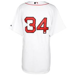David Ortiz Signed Red Sox Jersey (Fanatics Hologram  MLB Hologram)
