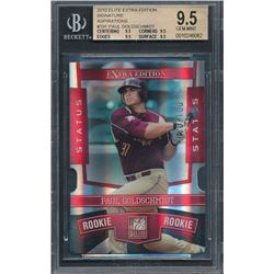 2010 Donruss Elite Extra Edition Status #191 Paul Goldschmidt (BGS 9.5)