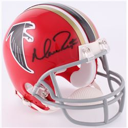Matt Ryan Signed Falcons Mini-Helmet (JSA COA)