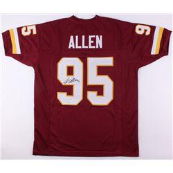 Jonathan Allen Signed Redskins Jersey (SGC COA)