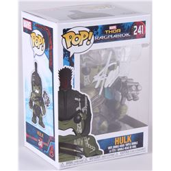 "Stan Lee Signed ""Gladiator Hulk"" Funko Pop Vinyl Figure (Radtke COA  Lee Hologram)"