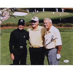Arnold Palmer Signed 11x14 Photo (JSA Hologram)