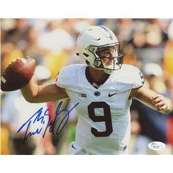 Trace McSorley Signed Penn State Nittany Lions 8x10 Photo (JSA COA)