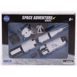 Gary Sinise Signed NASA Space Adventure Rocket Ship (Schwartz Sports COA)
