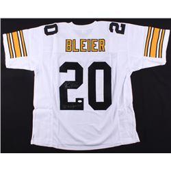 """Rocky Bleier Signed Steelers Jersey Inscribed """"SB IX, X, XIII, XIV"""" (JSA COA)"""