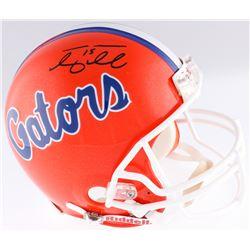 Tim Tebow Signed Florida Gators Full-Size Authentic On-Field Helmet (Tebow COA)