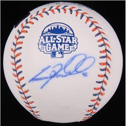 Craig Kimbrel Signed Official 2013 All-Star Game Baseball (Radtke Hologram)