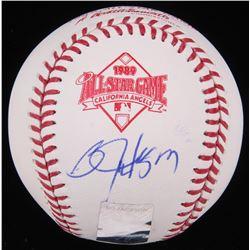 Bo Jackson 1989 All-Star Baseball (Radtke Hologram  Jackson Hologram)