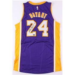 Kobe Bryant Signed Lakers Authentic Jersey (Panini COA)