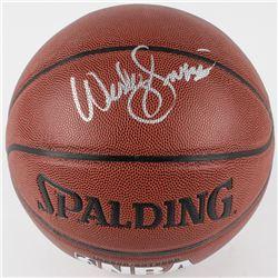 Wesley Snipes Signed Official NBA Game Basketball (Beckett COA)