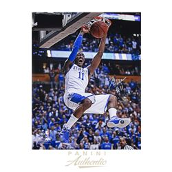 John Wall Signed LE Kentucky Wildcats 16x20 Photo (Panini COA)