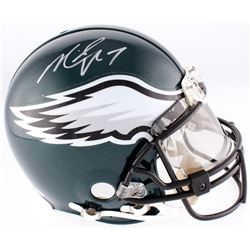 Michael Vick Signed Eagles Full-Size Authentic On-Field Helmet With Visor (JSA COA)