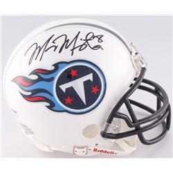 Marcus Mariota Signed Titans Mini Helmet (PSA COA)