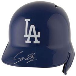 Cody Bellinger Signed Dodgers Full-Size Batting Helmet (Fanatics  MLB)