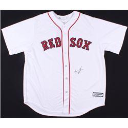 Ben Affleck Signed Red Sox Jersey (Beckett COA)