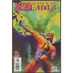 """Stan Lee Signed """"X-Men: Children of the Atom #5"""" Comic Book (Stan Lee COA)"""
