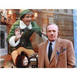 """James Caan Signed """"Elf"""" 11x14 Photo (Schwartz COA)"""